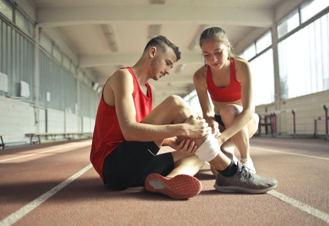 Chronic Pain from Sports Injuries